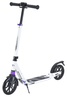 Самокат Tech Team City Scooter 2021 white