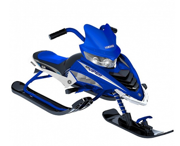 Снегокат Yamaha VIPER Snow Bike, blue