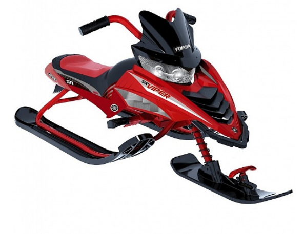 Снегокат Yamaha VIPER Snow Bike, red