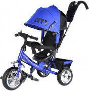 Велосипед Trike City  JD7BS,  синий