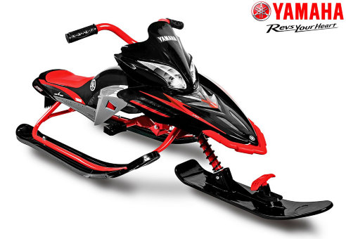 Снегокат Yamaha APEX Titanium,  red