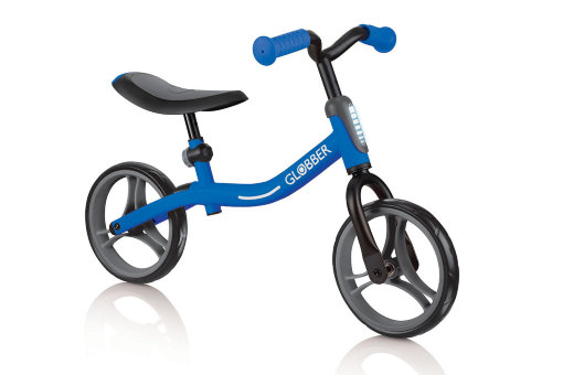 "Беговел ""Globber"" Go Bike grey-blue"