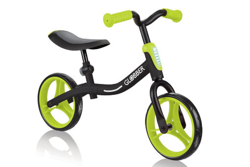 "Беговел ""Globber"" Go Bike black-green"