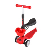 Самокат-беговел ТТ Sky Scooter New red