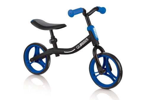 "Беговел ""Globber"" Go Bike black-blue"