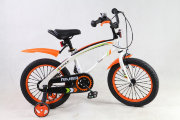 "Riverbike Q  16"" white orange"