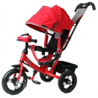 Велосипед Moby Kids Comfort 12x10 AIR Car 1 Red