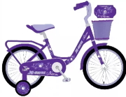 "XD-Bike Princess 18"" purple"