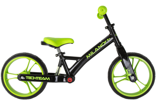 Беговел TechTeam Milano 4.0 green