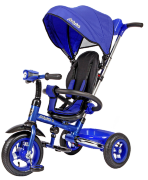 Велосипед  Moby Kids Junior-2 (T300-2), синий