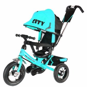 Велосипед Trike City Big JD7B, бирюза