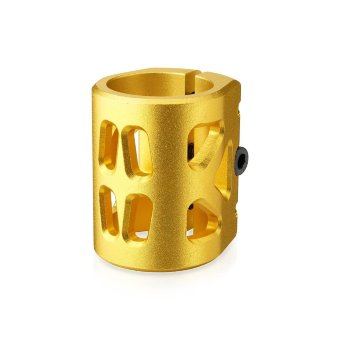 Хомут-B Fox HIC d 34.9, 3 bolt oversized Gold